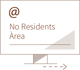no residents