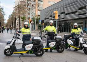 AREA adds a new electric motorcycle to the current fleet